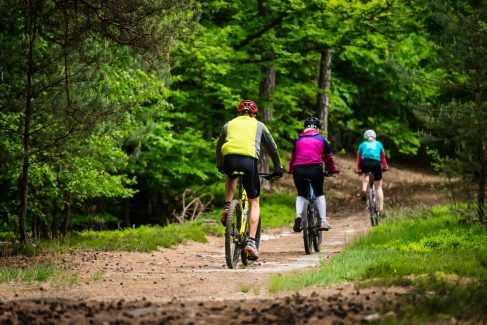 Mountain Bike Ride - Bunker & Back Ride